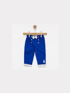 Blue pants NAFLEUR / 18E1BFF1PAN701