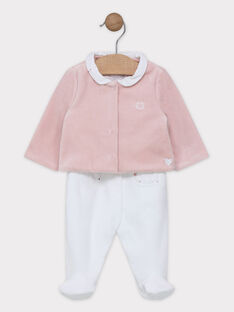 Pink Set SYASENA / 19H0NF11ENSD300