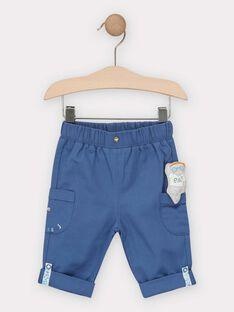 Pantalon Bleu marine TAGARRY / 20E1BGG1PANC212