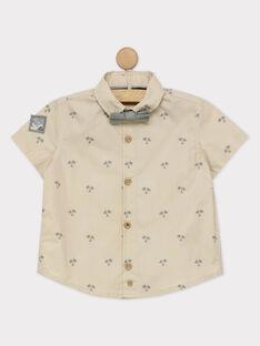 Light beige Shirt RYAZAGE / 19E3PGR1CHM806