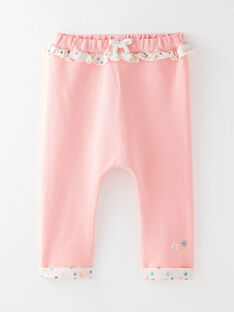Pantalon de jogging en molleton rose VAGABBY / 20H1BFL1JGBD329