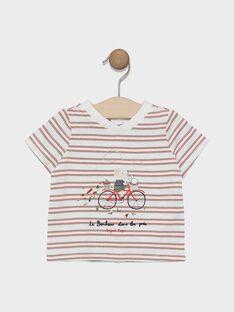 White T-shirt SADENVER / 19H1BG31TMC000