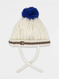 Bonnet ivoire PAJORIS / 18H4BGE1BON005