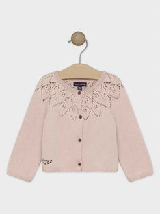 Peach Cardigan SAPATTY / 19H1BFI2CAR311