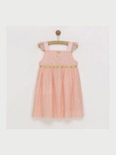 Peach Dress RYAJIETTE / 19E2PFR1ROB413