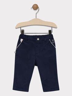 Navy pants SADURIS / 19H1BG31PAN713