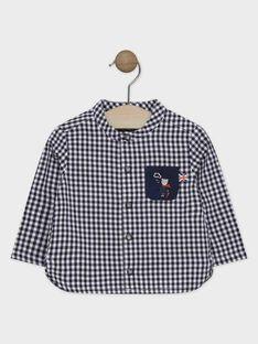 Navy Shirt SAMILES / 19H1BGC1CHM705