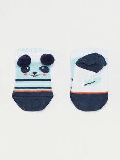 Chaussettes panda bébé garçon  TAPOL / 20E4BGP1SOBC200