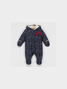 Navy Jumpsuit PIDENISE / 18H1BF71PIL705