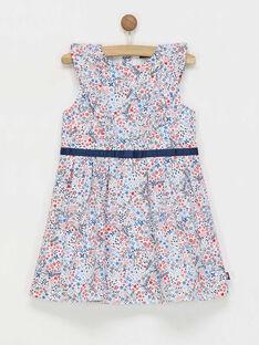Off white Chasuble dress REDUDETTE / 19E2PFE2CHS001