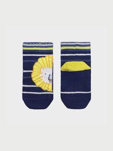 Navy Socks RAETINO / 19E4BGC2SOQ713