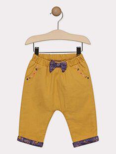 Light brown pants SAGRACE / 19H1BF61PAN804