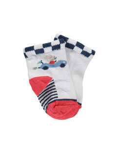 White Socks RAPIEL / 19E4BGH1SOQ000