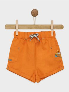 Short orange RAWAYNE / 19E1BGQ1SHO400