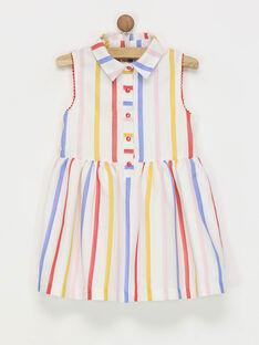 Off white Chasuble dress RAFARAETTE / 19E2PFC1CHS001