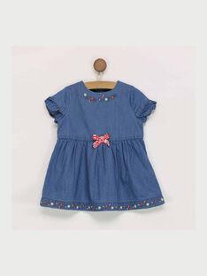 Blue denim Dress RADORA / 19E1BF61ROB704