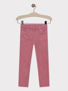Baby rose pants SYTOMETTE / 19H2PFE1PAN307