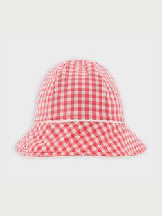 Chapeau rouge RYBOVETTE / 19E4PFH2CHA404