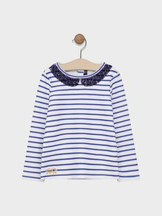 Navy T-shirt SILOVETTE / 19H2PF43TML070