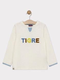 Off white T-shirt SABUAGE / 19H3PG61TML001