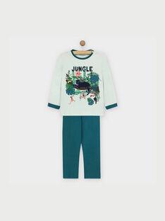 Sky blue Pajamas REJUNAGE / 19E5PG71PYJ218