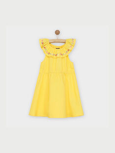 Yellow Dress RYPAPETTE / 19E2PFH2ROB010