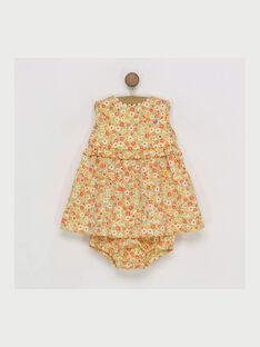 Yellow Chasuble dress RAODILE / 19E1BFH2CHS010
