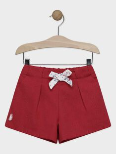Strawberry rose Shorts SYNIETTE / 19H2PFE1SHO308