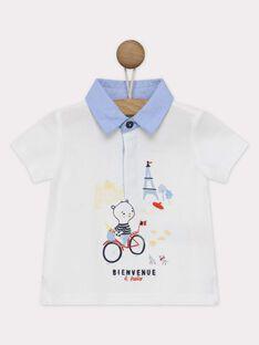 Off white Polo shirt RYESTEBAN / 19E1BGT1POL001
