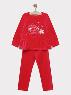 Red Pajamas SYDINETTE / 19H5PF57PYJF507