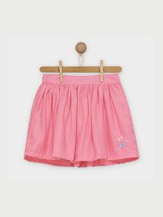 Light rose Skirt RUZEFETTE / 19E2PFF1JUP318