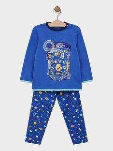 Violet blue Pajamas SELUNAGE / 19H5PG54PYJ221