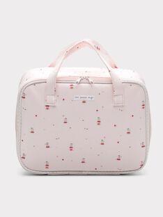 Pale rose Suitcase SYAFIFI / 19H0AF11VAL301
