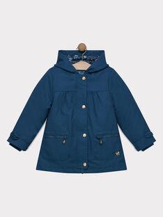 Navy Rain coat SOUPILETTE / 19H2PF71IMP714