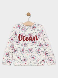 Off white Sweat Shirt SYKIETTE / 19H2PFE1SWE001