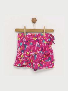 Pink Shorts ROYFOETTE / 19E2PFQ1SHOD302