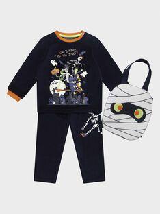 Navy Pajamas SEHALLOAGE / 19H5PGK1PYJC203