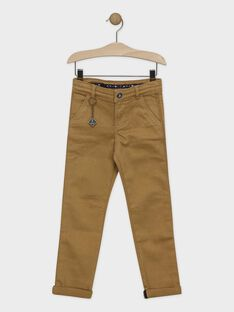 Brown pants SEJILAGE / 19H3PGI2PANI815