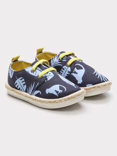 Dark denim Chaussures ROBASCAGE / 19E4PGM1CHTK005