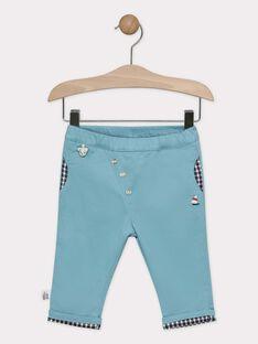 Green pants TACHUCK / 20E1BGC1PANG619