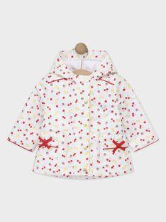 Off white Rain coat TAMIMI / 20E1BFB1IMP001