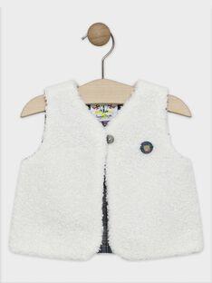 Off white Sleeveless cardigan SAMATT / 19H1BGC1CSMA002