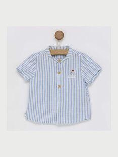 Blue Shirt RASAMUEL / 19E1BGM1CHM201