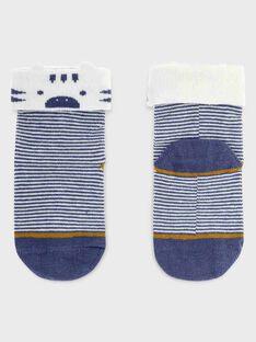 Navy Socks SAKERY / 19H4BG62SOQC203