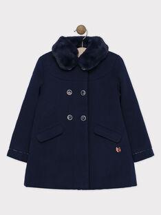 Navy Coat SOUKOKETTE / 19H2PFF1MAN070