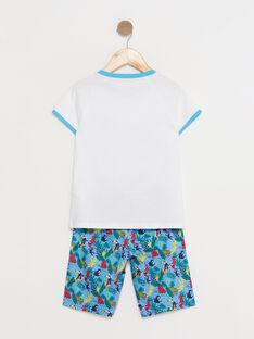 Pyjama short petit garçon TERIVAGE / 20E5PGE2PYJ001