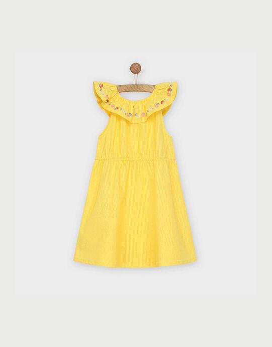 Yellow Dress RYPAPETTE / 19E2PFH2ROB010