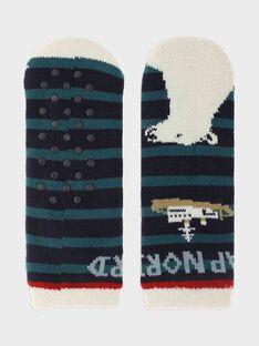 Navy Socks SIFRANAGE / 19H4PGN1SOA713