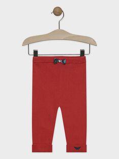 Orange pants SALIVIA / 19H1BFC1PANE406