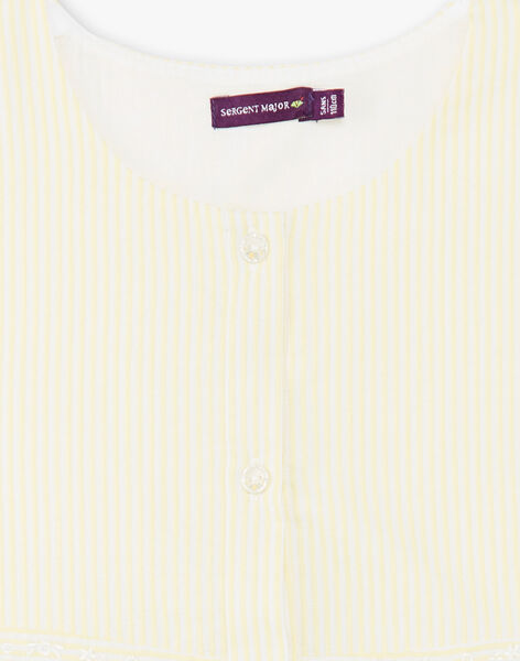 Robe Chasuble Jaune ZIRAYETTE / 21E2PFO2CHSB104